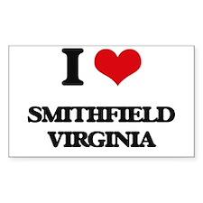 I love Smithfield Virginia Decal