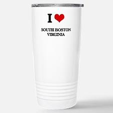 I love South Boston Vir Stainless Steel Travel Mug