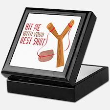 Your Best Shot Keepsake Box