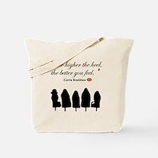 SATC: High Heels Tote Bag