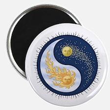 Sun-Moon Magnet