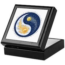 Sun-Moon Keepsake Box