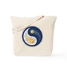 Sun-Moon Tote Bag