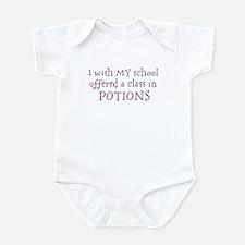 Class in potions Infant Bodysuit