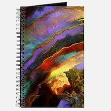 Rainbow Seashell Colors Journal