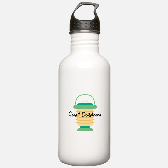 Great Outdoors Water Bottle
