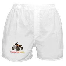 Cute Atv Boxer Shorts