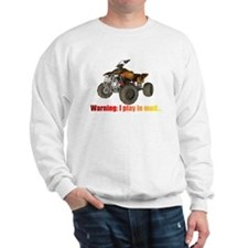 Cute Quad biking Sweatshirt