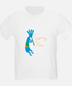 Spring Is Near T-Shirt