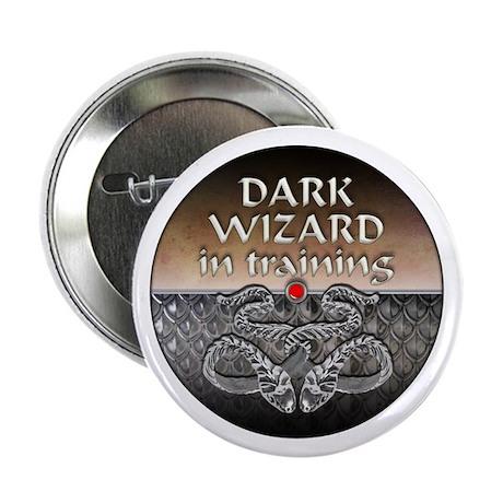 """Dark Wizard 2.25"""" Button (100 pack)"""