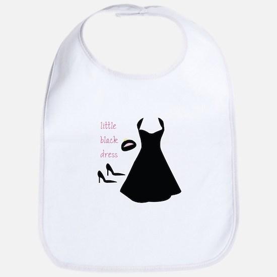 Little Black Dress Bib