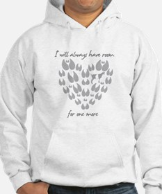 LaMancha Goat Room for One More Hoodie