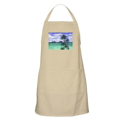 Strength and Clarity BBQ Apron