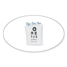 Eye See You Decal