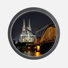 Cologne001 Wall Clock