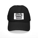 Magic man Black Hat