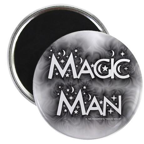 """Magic Man 2.25"""" Magnet (100 pack)"""