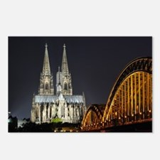 Cologne001 Postcards (Package of 8)