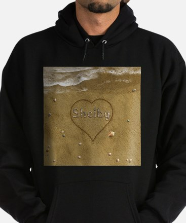 Shelby Beach Love Hoodie (dark)