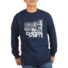 Cheer Words Dad T