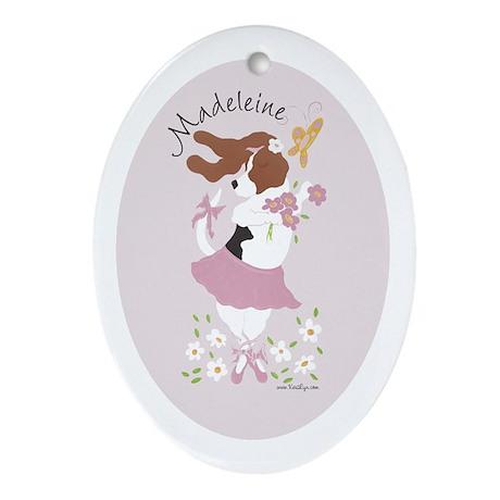 Madeleine Ornament