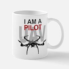UAV Quadpilot Quadcopter Pilot Mugs