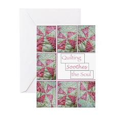 Cute Sewing machine Greeting Card