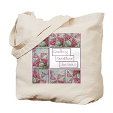 Cute Quilt patterns Tote Bag