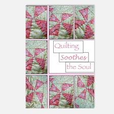 Cute Sewing pattern Postcards (Package of 8)