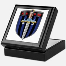 Bdsm Sheild Keepsake Box