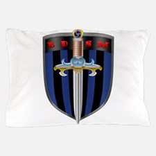 Bdsm Sheild Pillow Case
