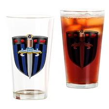 BDSM Sheild Drinking Glass