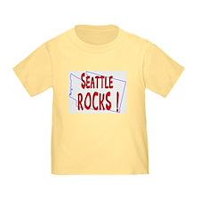 Seattle Rocks ! T