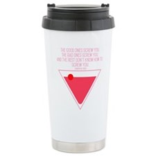 SATC: Samantha Jones Travel Mug