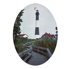 Fire Island Lighthouse Ornament