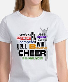 Cheer Words 2 Tee