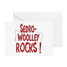 Sedro-Woolley Rocks ! Greeting Cards (Pk of 10)