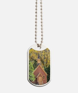 Little Chapel in the Woods Dog Tags