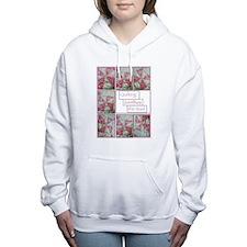 Cute The sewing machine Women's Hooded Sweatshirt
