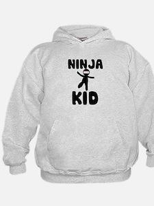 ninja kid Hoodie