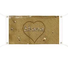 Shana Beach Love Banner