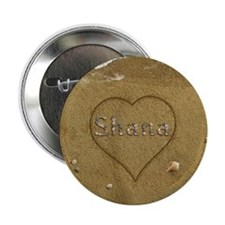 "Shana Beach Love 2.25"" Button (10 pack)"