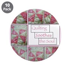 "Cute Pattern 3.5"" Button (10 pack)"