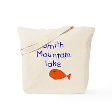 Boy - Smith Mountain Lake, Smith Mountain Tote Bag