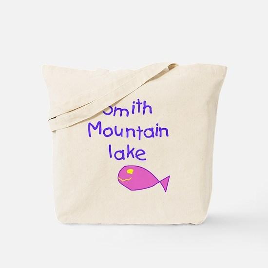 Girl - Smith Mountain Lake, Smith Mountai Tote Bag