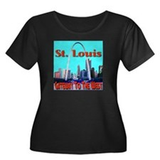 St. Louis Gateway To The West T