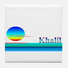 Khalil Tile Coaster