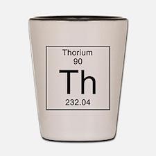90. Thorium Shot Glass