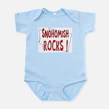 Snohomish Rocks ! Infant Bodysuit
