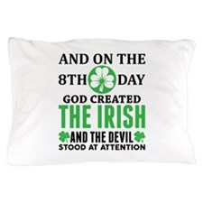 Proud Irish! Pillow Case